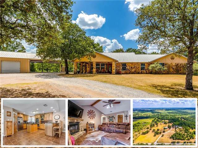 1101 County Road 156, Cisco, TX 76437 (MLS #14171318) :: RE/MAX Town & Country