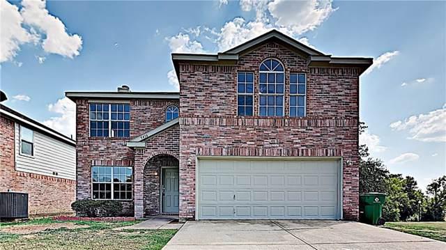 5416 Elk Ridge Drive, Watauga, TX 76137 (MLS #14171352) :: Team Hodnett
