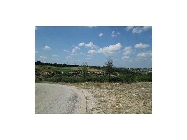 0 St Andrews Court, Possum Kingdom Lake, TX 76449 (MLS #14171482) :: The Kimberly Davis Group