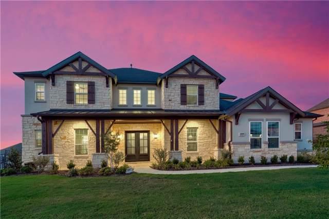 4808 Hughes Circle, Flower Mound, TX 75022 (MLS #14171521) :: Baldree Home Team