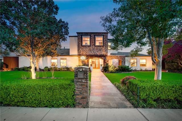 9706 Faircrest Drive, Dallas, TX 75238 (MLS #14171525) :: Lynn Wilson with Keller Williams DFW/Southlake