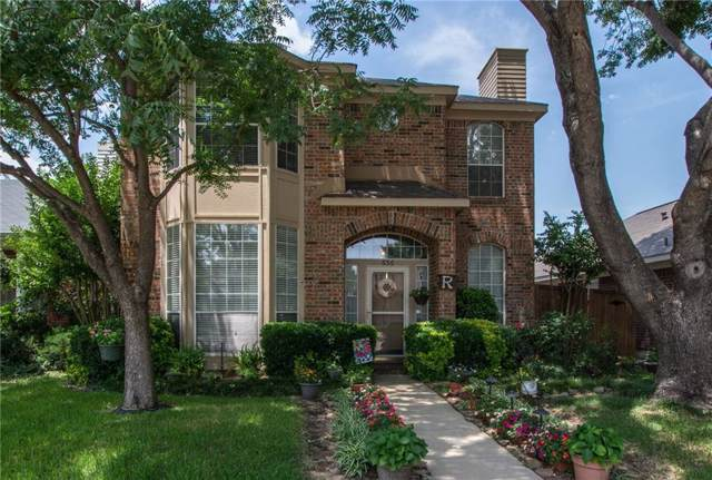 636 Raintree Circle, Coppell, TX 75019 (MLS #14171528) :: Hargrove Realty Group