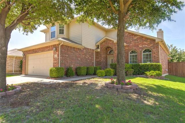 11733 Kenny Drive, Fort Worth, TX 76244 (MLS #14171597) :: Real Estate By Design