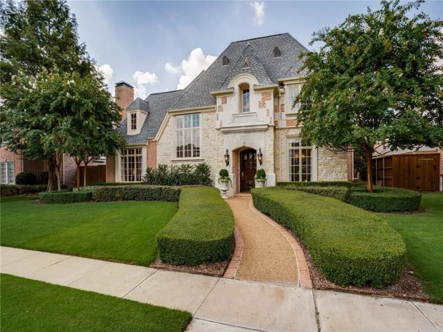 5724 Northbrook Drive, Plano, TX 75093 (MLS #14171614) :: Performance Team