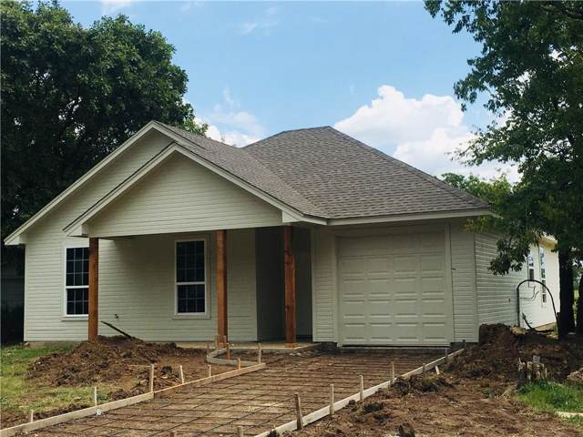 122 Katy Street, Cleburne, TX 76031 (MLS #14171662) :: The Heyl Group at Keller Williams
