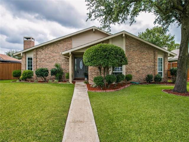 3312 Fontaine Street, Plano, TX 75075 (MLS #14171702) :: Hargrove Realty Group
