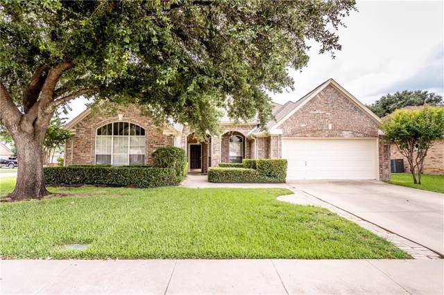 101 Ponciana Drive, Euless, TX 76039 (MLS #14171775) :: Baldree Home Team