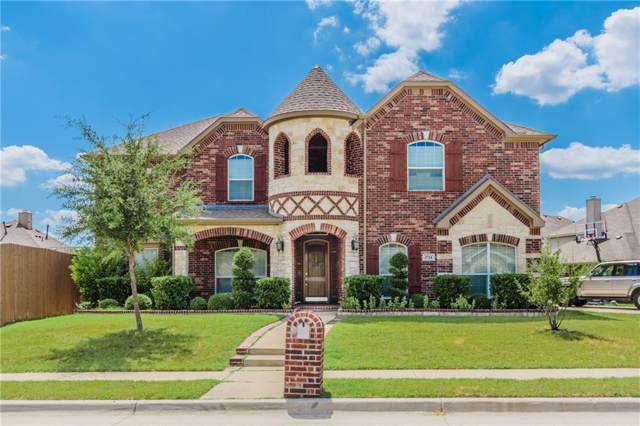 2724 Stable Door Lane, Fort Worth, TX 76244 (MLS #14171809) :: Real Estate By Design
