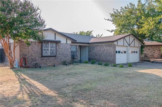 6505 Collard Court, North Richland Hills, TX 76182 (MLS #14171988) :: Baldree Home Team