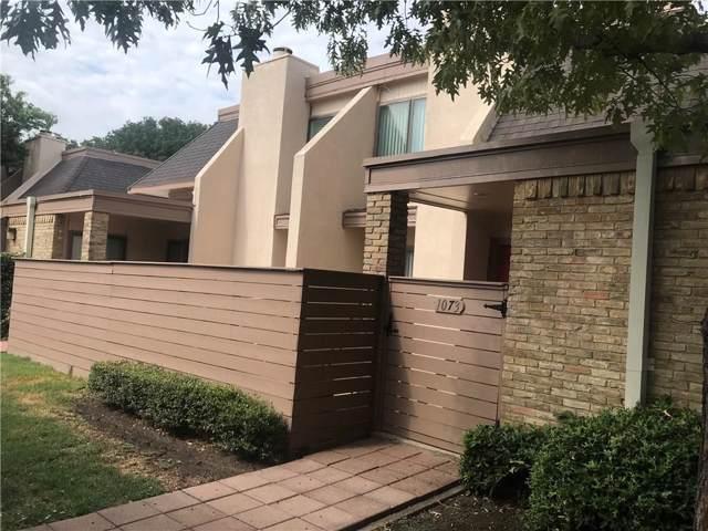 3045 Park Lane #1073, Dallas, TX 75220 (MLS #14171997) :: The Rhodes Team