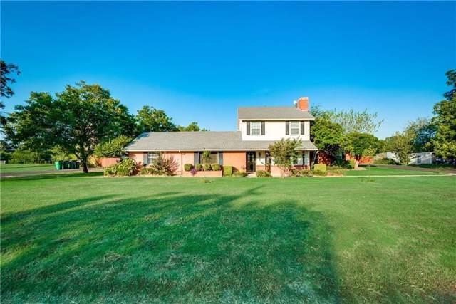 605 Dogwood Street, Springtown, TX 76082 (MLS #14172009) :: Kimberly Davis & Associates