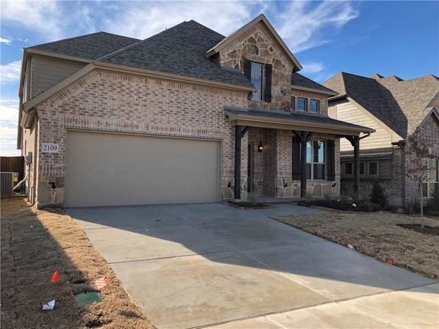 218 Nickolas Drive, Princeton, TX 75407 (MLS #14172023) :: The Real Estate Station