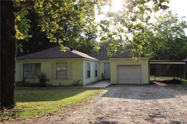 510 Dewitt Street, Collinsville, TX 76233 (MLS #14172078) :: All Cities Realty