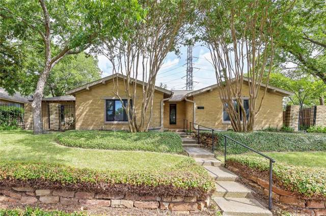 9041 Drumcliffe Lane, Dallas, TX 75231 (MLS #14172087) :: Potts Realty Group
