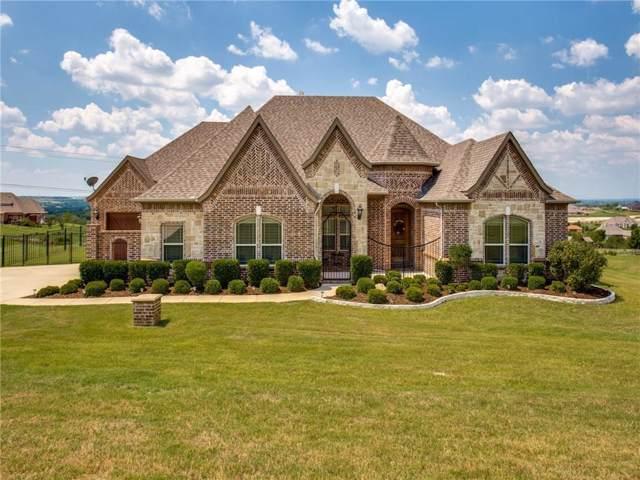 12608 Bella Colina Drive, Fort Worth, TX 76126 (MLS #14172104) :: Lynn Wilson with Keller Williams DFW/Southlake