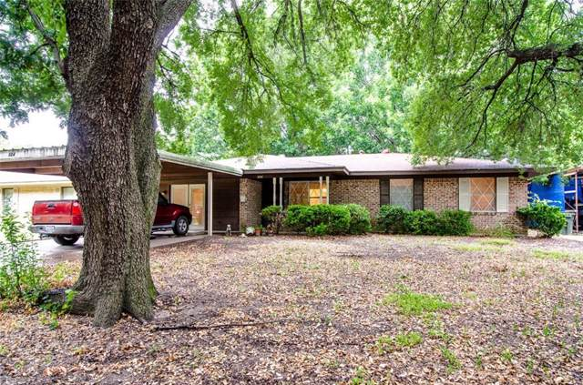 324 Enfield Circle, Kerens, TX 75144 (MLS #14172144) :: Team Hodnett