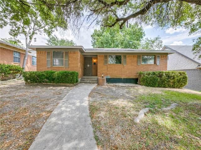 3044 Cliff Creek Drive, Dallas, TX 75233 (MLS #14172145) :: Kimberly Davis & Associates