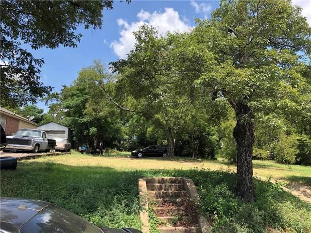 1431 Strickland Street, Dallas, TX 75216 (MLS #14172155) :: Lynn Wilson with Keller Williams DFW/Southlake