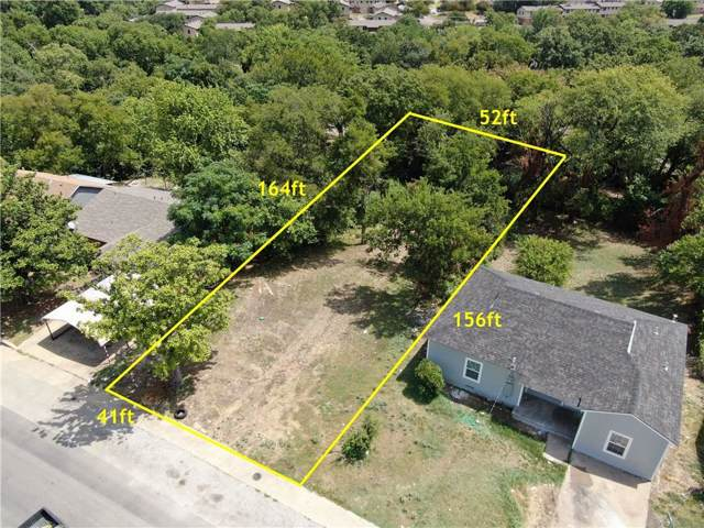 1510 E Waco Avenue, Dallas, TX 75216 (MLS #14172158) :: The Heyl Group at Keller Williams