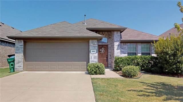 290 Blackhaw Drive, Fate, TX 75087 (MLS #14172165) :: RE/MAX Landmark