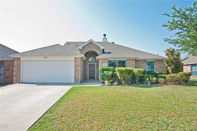 4706 Oakview Drive, Mansfield, TX 76063 (MLS #14172282) :: The Tierny Jordan Network