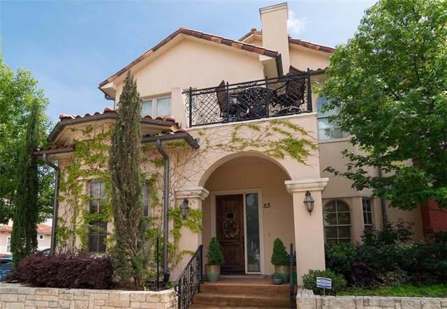 53 Piazza Lane, Colleyville, TX 76034 (MLS #14172316) :: The Tierny Jordan Network