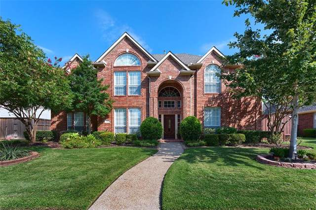 3709 Gwinn Court, Plano, TX 75025 (MLS #14172328) :: Lynn Wilson with Keller Williams DFW/Southlake