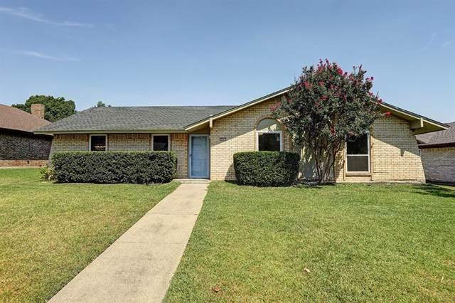 3613 Marwick Drive, Plano, TX 75075 (MLS #14172339) :: The Good Home Team