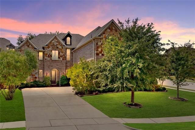 400 Crystal Glen Drive, Keller, TX 76248 (MLS #14172379) :: All Cities Realty