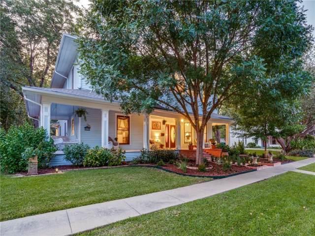 711 N Church Street, Mckinney, TX 75069 (MLS #14172383) :: Kimberly Davis & Associates