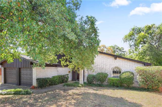 7424 Brentwood Stair Road, Fort Worth, TX 76112 (MLS #14172410) :: Tenesha Lusk Realty Group