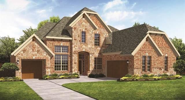 2352 Gelding Lane, Frisco, TX 75036 (MLS #14172421) :: Lynn Wilson with Keller Williams DFW/Southlake