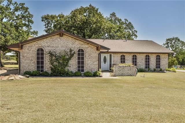 154 Jamar Drive, Weatherford, TX 76088 (MLS #14172594) :: The Heyl Group at Keller Williams