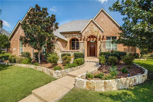 970 Fairfield Lane, Allen, TX 75013 (MLS #14172760) :: The Tierny Jordan Network