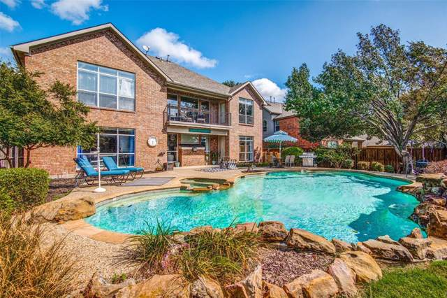 8405 Port Royal Lane, Mckinney, TX 75072 (MLS #14172789) :: The Rhodes Team