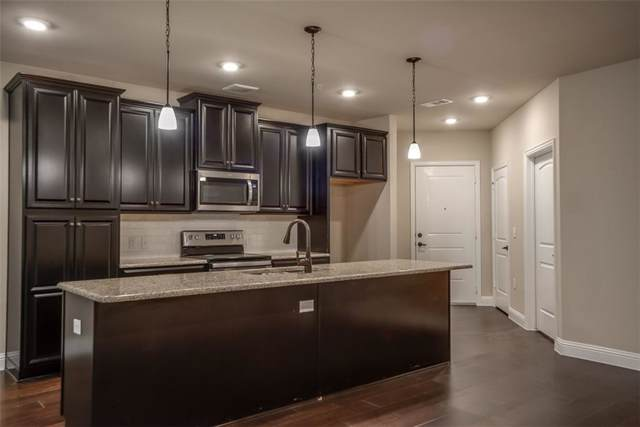 1735 Wittington Place #1406, Farmers Branch, TX 75234 (MLS #14172814) :: The Hornburg Real Estate Group