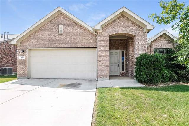 620 Swift Current Drive, Crowley, TX 76036 (MLS #14172878) :: The Chad Smith Team