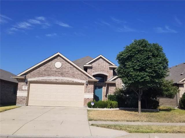 6857 Fools Gold Drive, Fort Worth, TX 76179 (MLS #14172896) :: Baldree Home Team