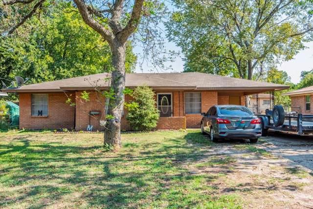 3021 W Park Row Boulevard, Corsicana, TX 75110 (MLS #14173021) :: The Chad Smith Team