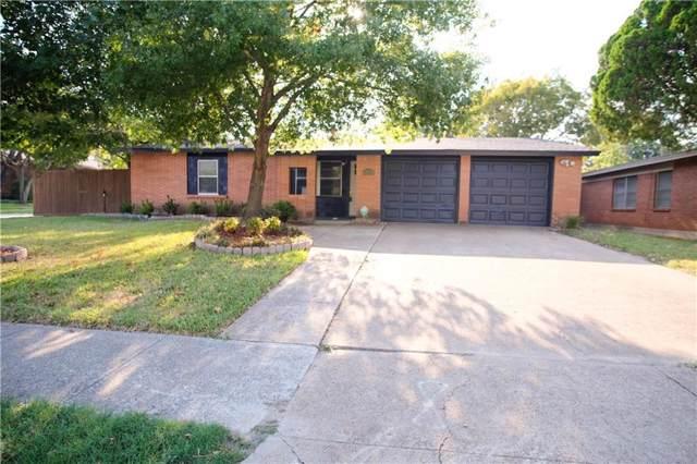 2801 Brockbank Drive, Irving, TX 75062 (MLS #14173038) :: Kimberly Davis & Associates