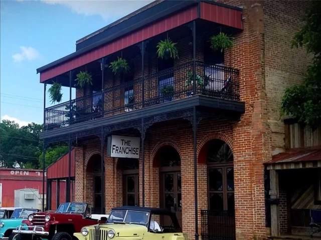 124 E Austin, Jefferson, TX 75657 (MLS #14173070) :: RE/MAX Town & Country