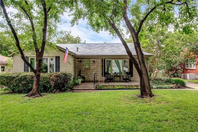 3416 Hilltop Road, Fort Worth, TX 76109 (MLS #14173101) :: All Cities Realty