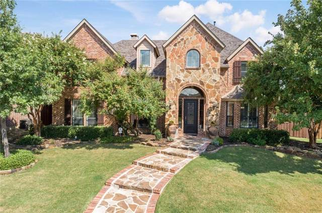 1696 Sandstone Drive, Frisco, TX 75034 (MLS #14173130) :: The Real Estate Station