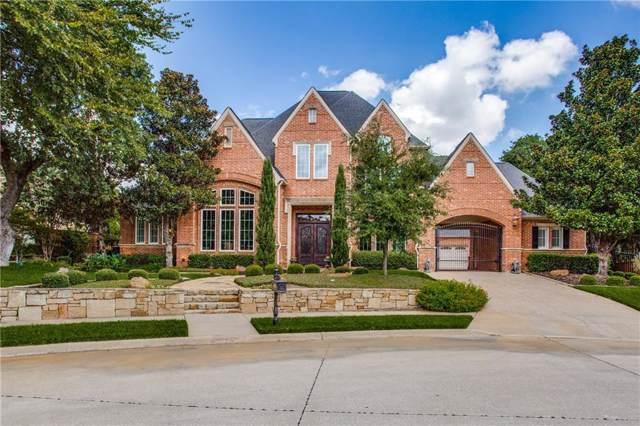 3704 Kinross Court, Flower Mound, TX 75028 (MLS #14173141) :: Kimberly Davis & Associates