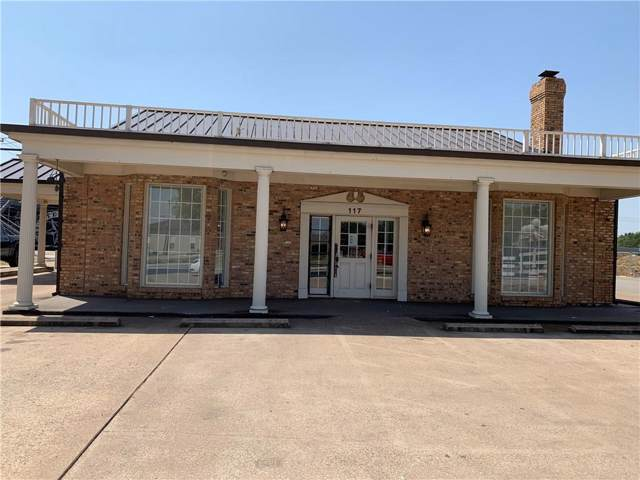 117 W Renfro Street, Burleson, TX 76028 (MLS #14173159) :: The Mitchell Group