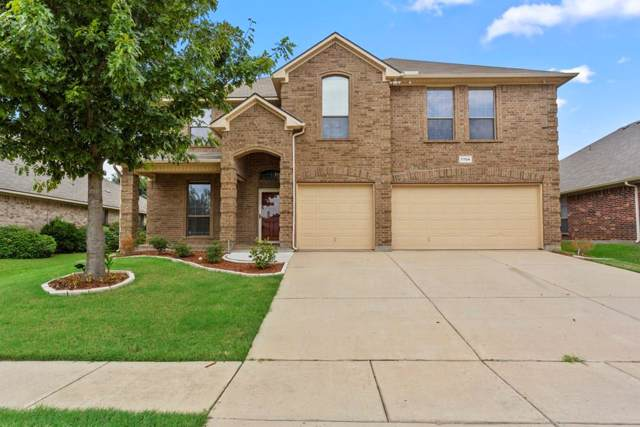 7704 Yearling Way, Arlington, TX 76002 (MLS #14173168) :: The Real Estate Station