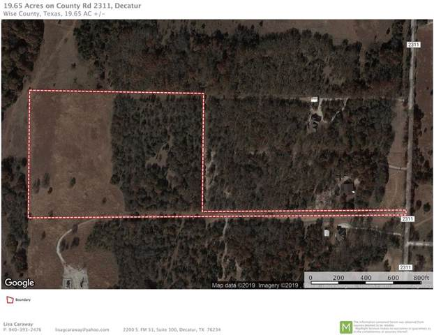 0 County Rd 2311, Decatur, TX 76234 (MLS #14173181) :: North Texas Team | RE/MAX Lifestyle Property