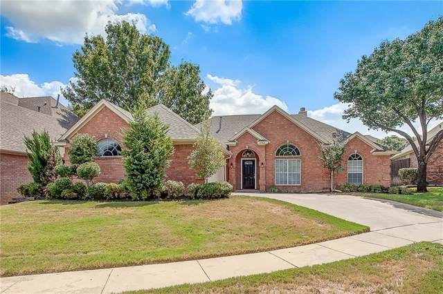 2708 Holly Brook Court, Bedford, TX 76021 (MLS #14173186) :: RE/MAX Landmark