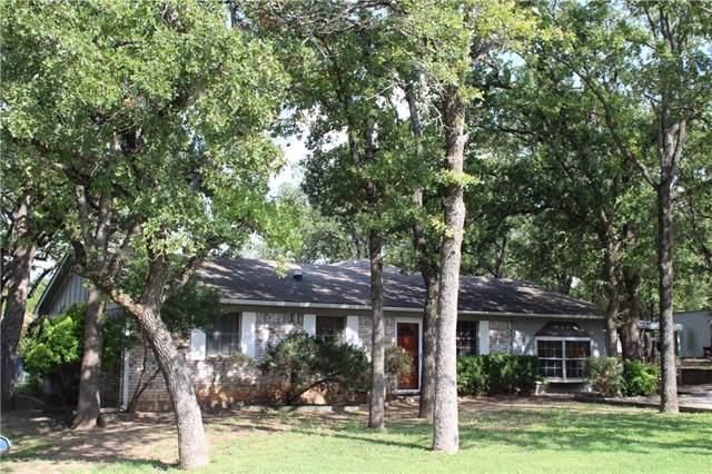 109 La Estada Drive, Weatherford, TX 76088 (MLS #14173197) :: The Heyl Group at Keller Williams