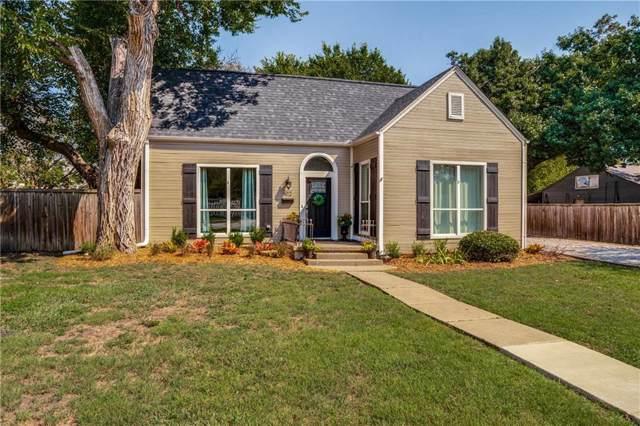 402 W Josephine Street, Mckinney, TX 75069 (MLS #14173206) :: Kimberly Davis & Associates